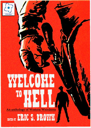 Welcome to Hell Anthology cover