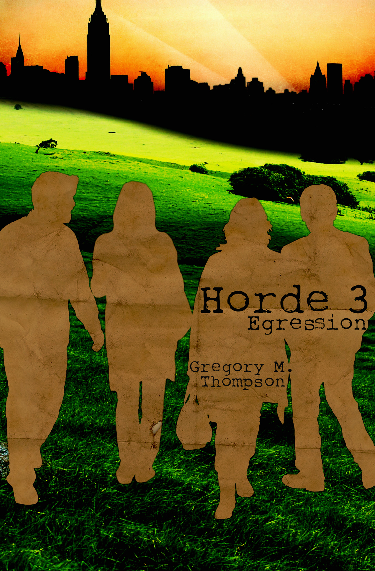Horde 3 Egression cover