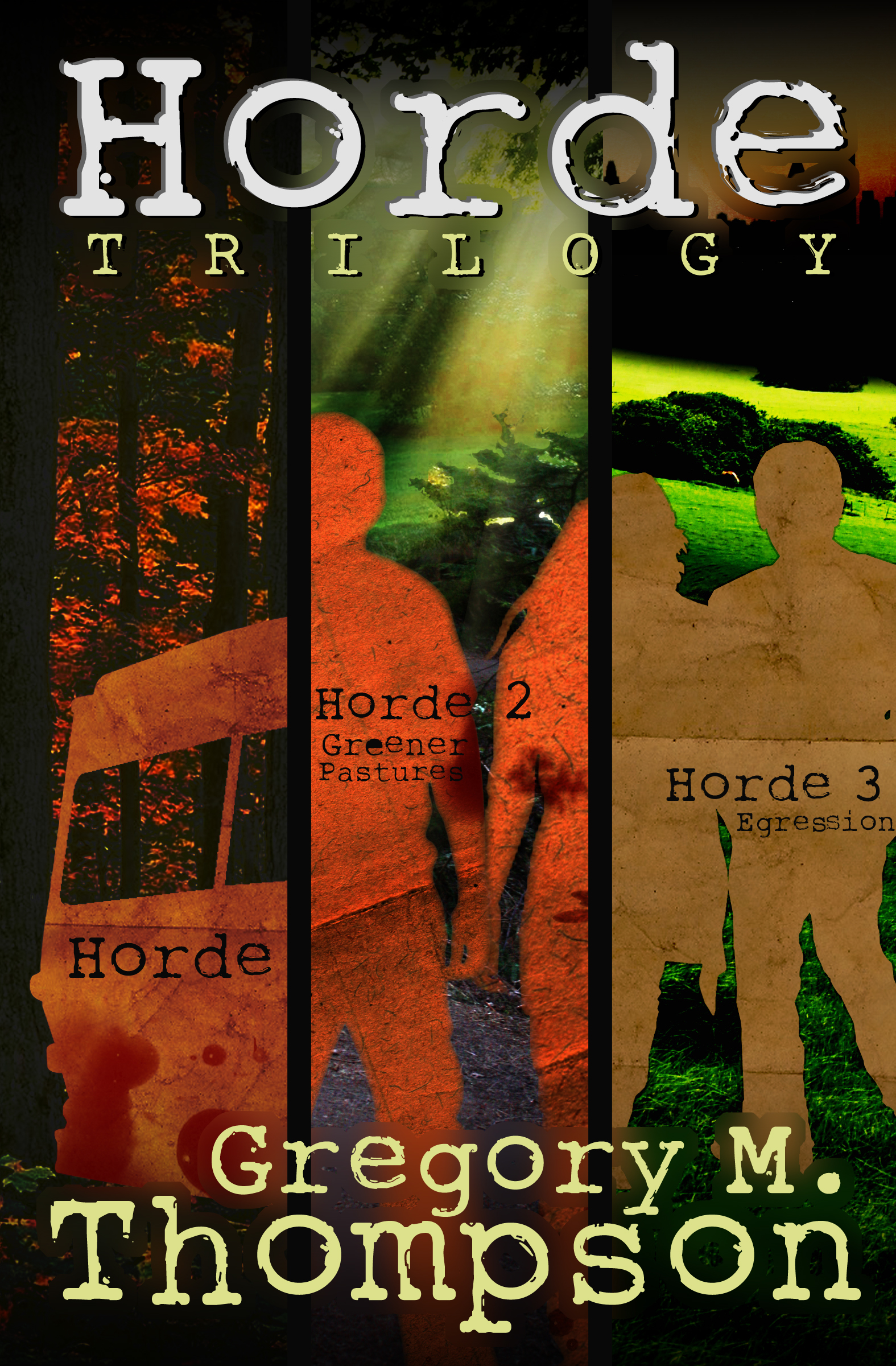 Horde Trilogy cover